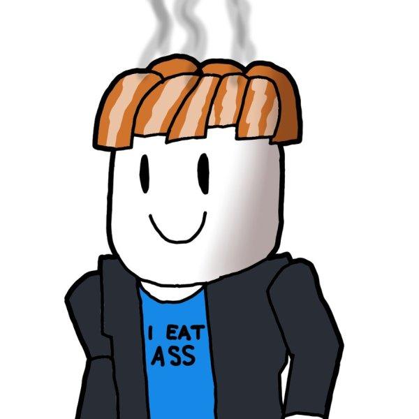 Roblox Bacon Hair Shirt Template.