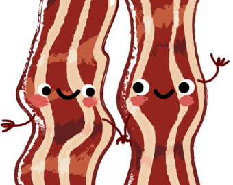 Bacon clipart 6 » Clipart Station.