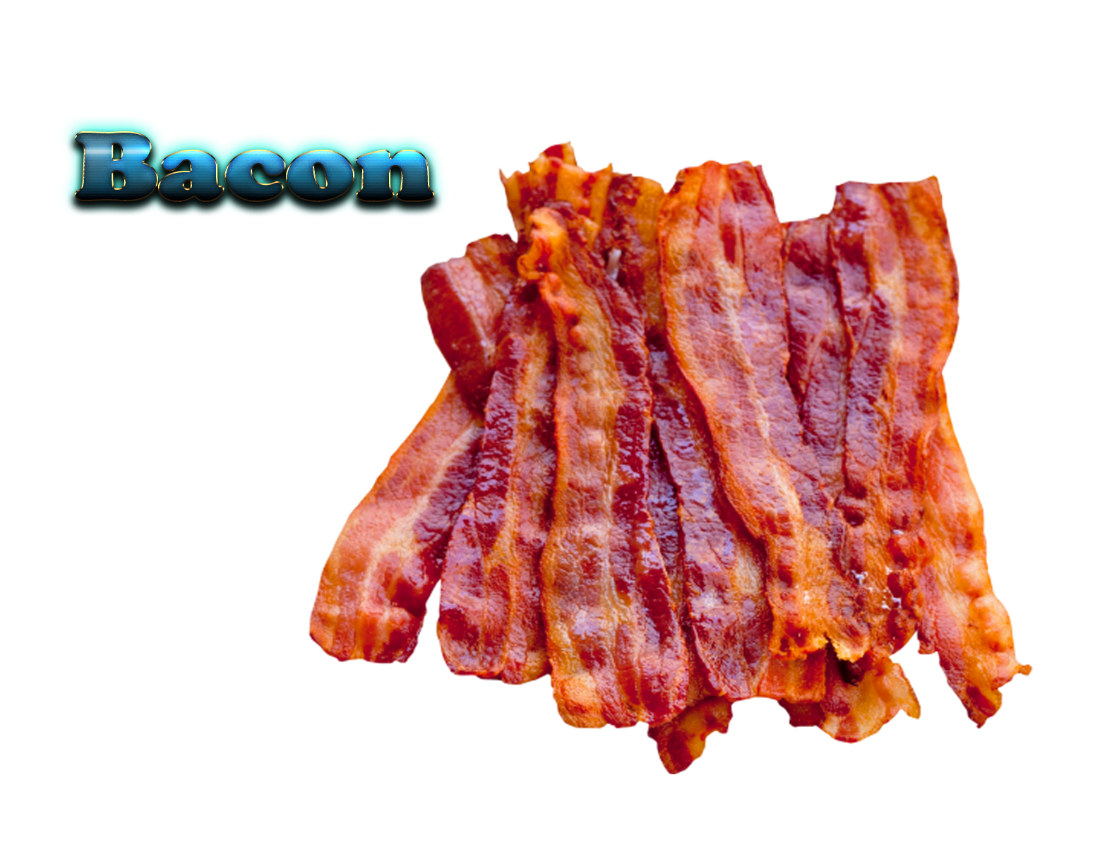 Bacon Free Download PNG.