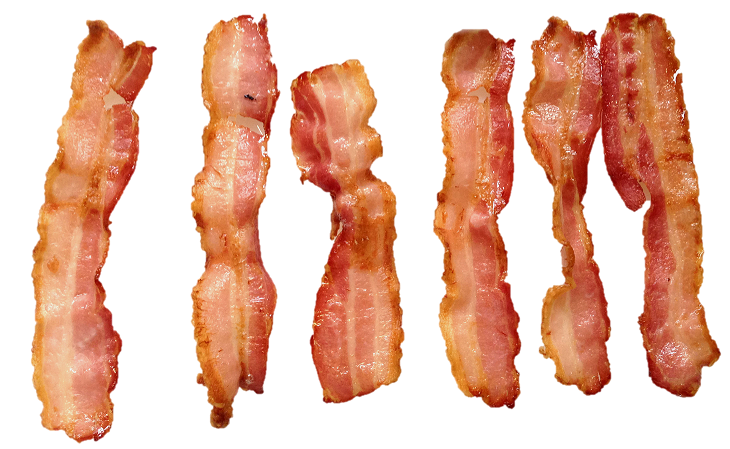 HQ Bacon PNG Transparent Bacon.PNG Images..