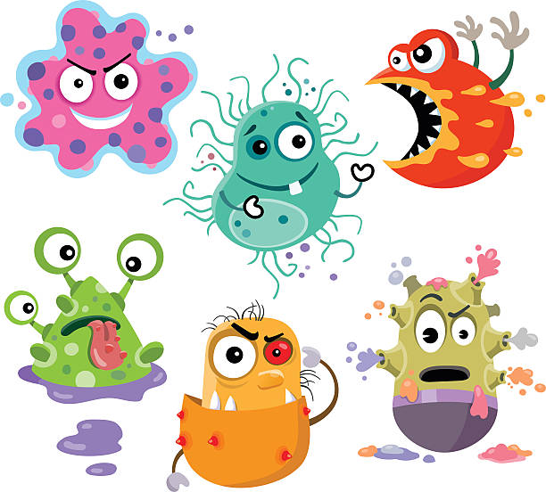 Best Bacteria Illustrations, Royalty.