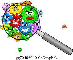 Bacteria Clip Art.