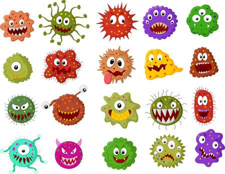 46,884 Bacteria Cliparts, Stock Vector And Royalty Free Bacteria.