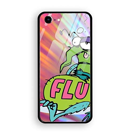 Amazon.com: Bacteria Clipart iPhone 7 Case, Gel Rubber Full.