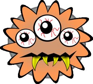 Bacteria Clip Art Download.