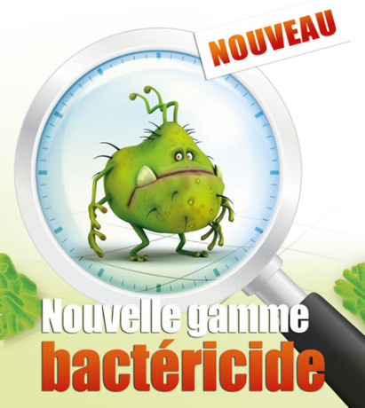New Acrovyn® Bactericide: Don't give bacteria a chance!.