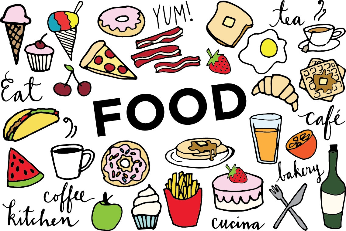 Food Clipart Images.