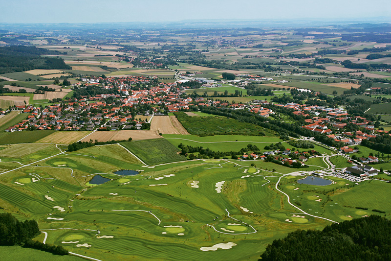 Bella Vista Golfpark Bad Birnbach.