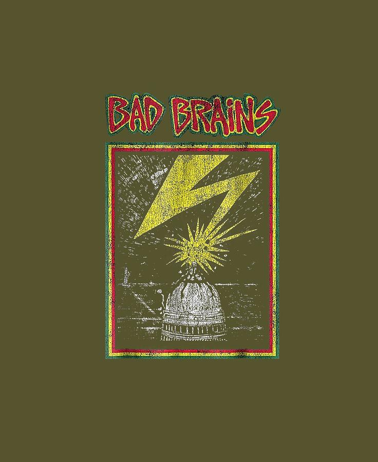 Politics Bad Brains T.