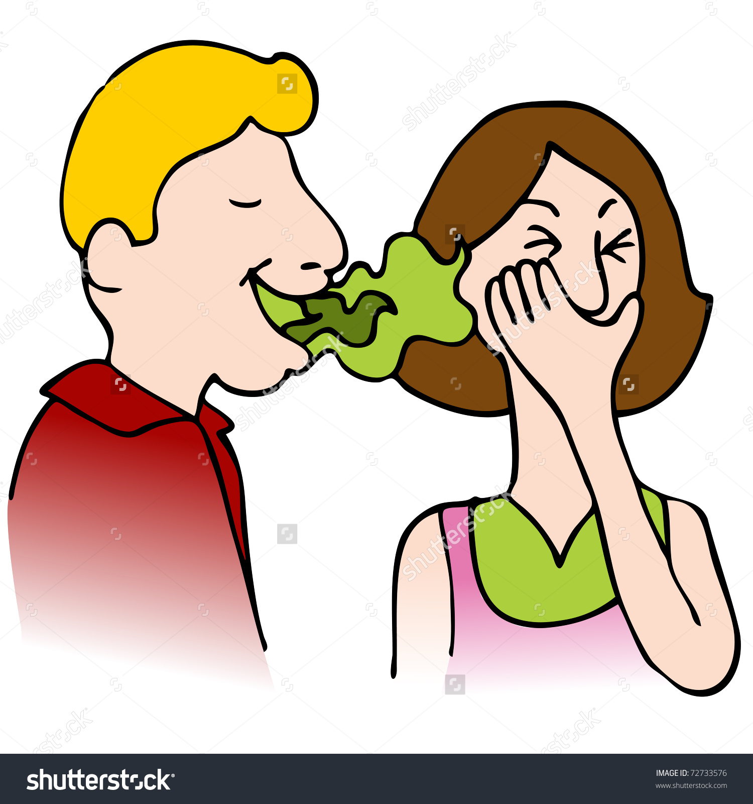 Bad Breath Clipart.
