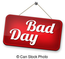 Bad day Clip Art and Stock Illustrations. 1,138 Bad day EPS.