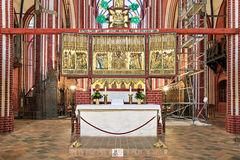 Altar Of Doberan Minster (Bad Doberan) Editorial Photo.