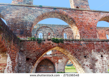 Mecklenburg Brick Gothic Stock Photos, Royalty.