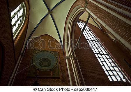 Picture of Doberan Abbey.