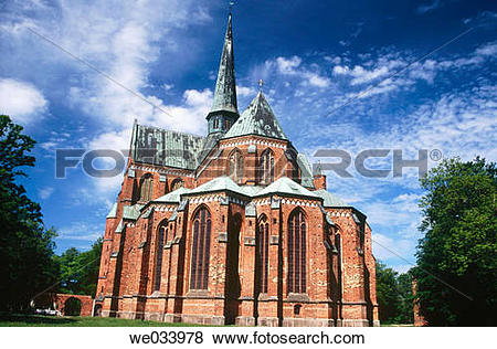 Pictures of Cathedral of Cistercian monastery, Gothic, built in.