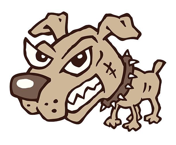 Best Bad Dog Illustrations, Royalty.