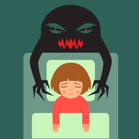 844 Bad Dream Stock Illustrations, Cliparts And Royalty Free Bad.