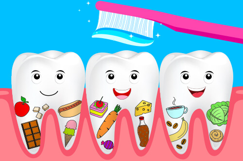 Foods That Are Not Good For Your Teeth.