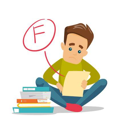 361 Bad Grades Cliparts, Stock Vector And Royalty Free Bad Grades.