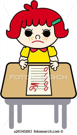 Bad grade clipart 2 » Clipart Station.