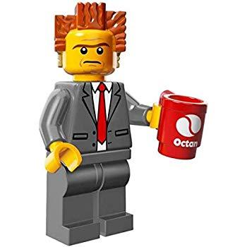 Amazon.com: LEGO Movie Ghost Vitruvius Loose Minifigure.