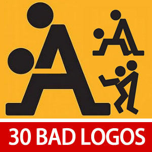 30 Logo Designs Gone Wrong.