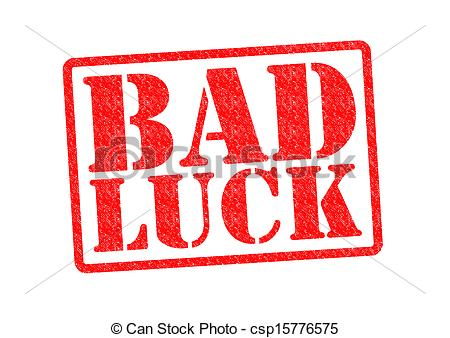 Bad luck Clip Art and Stock Illustrations. 771 Bad luck EPS.