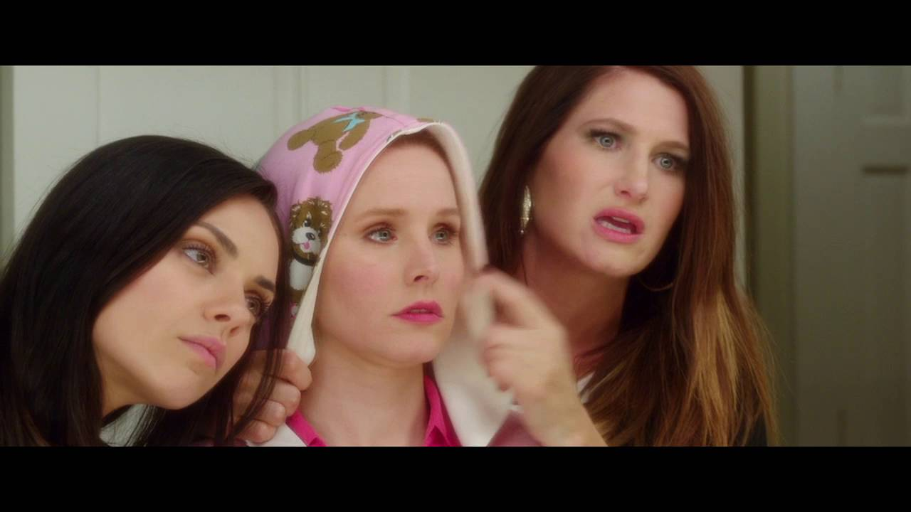 Bad Moms Official Clip \