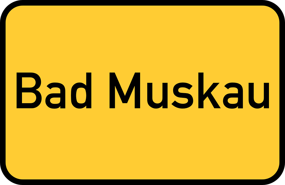 Free vector graphic: Bad Muskau, Saxony, Upper Lusatia.