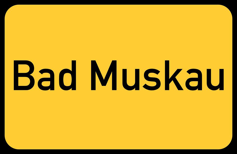 Free vector graphic: Bad Muskau, Saxony, Upper Lusatia.