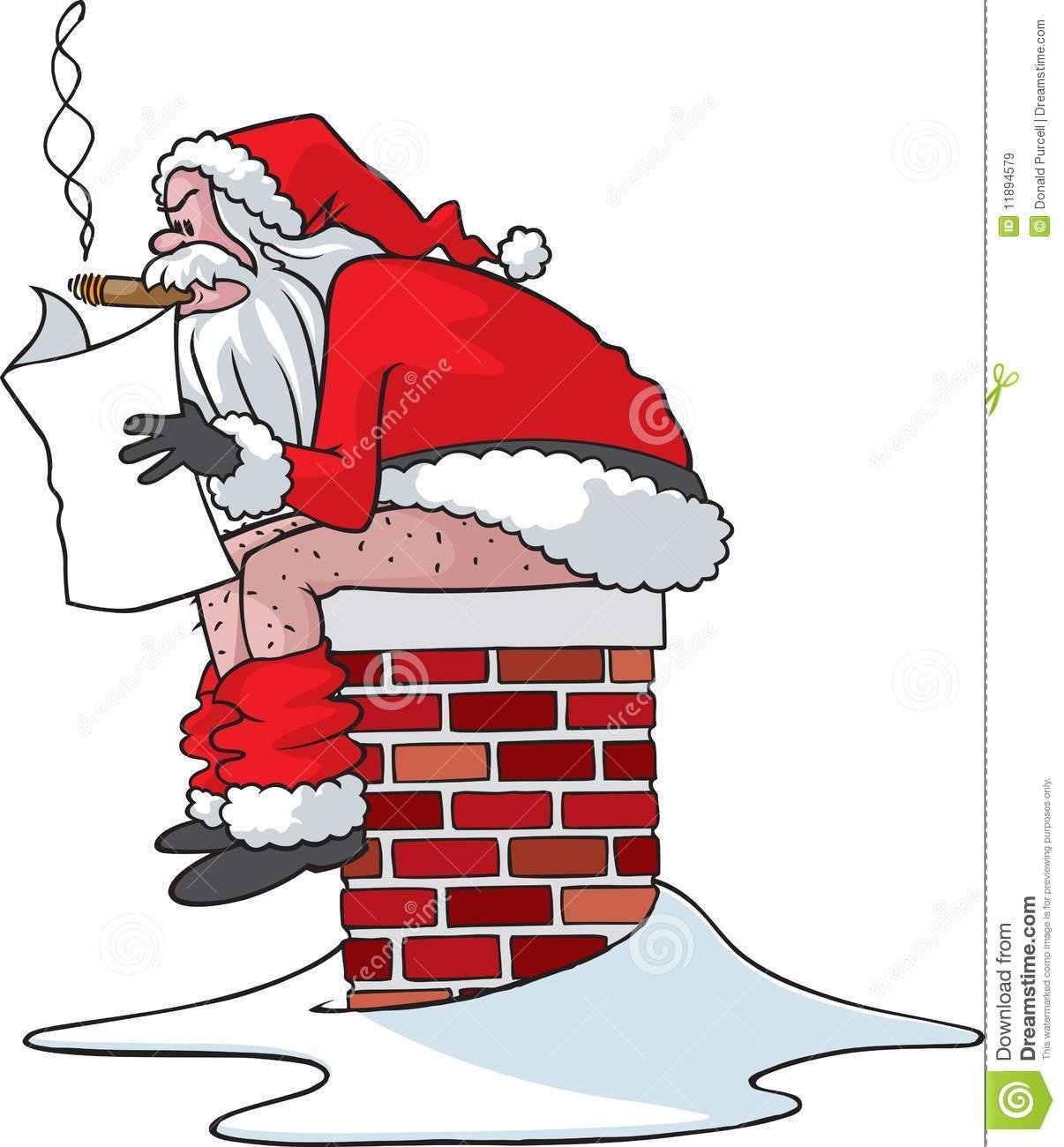 Bad santa clipart 1 » Clipart Portal.