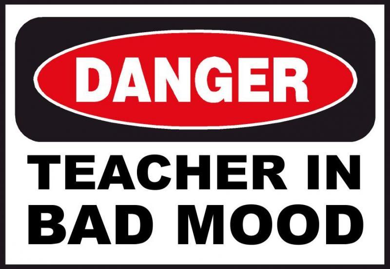 My One Day as a Metro Nashville High School Teacher.