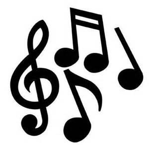 for printable musical note patterns.