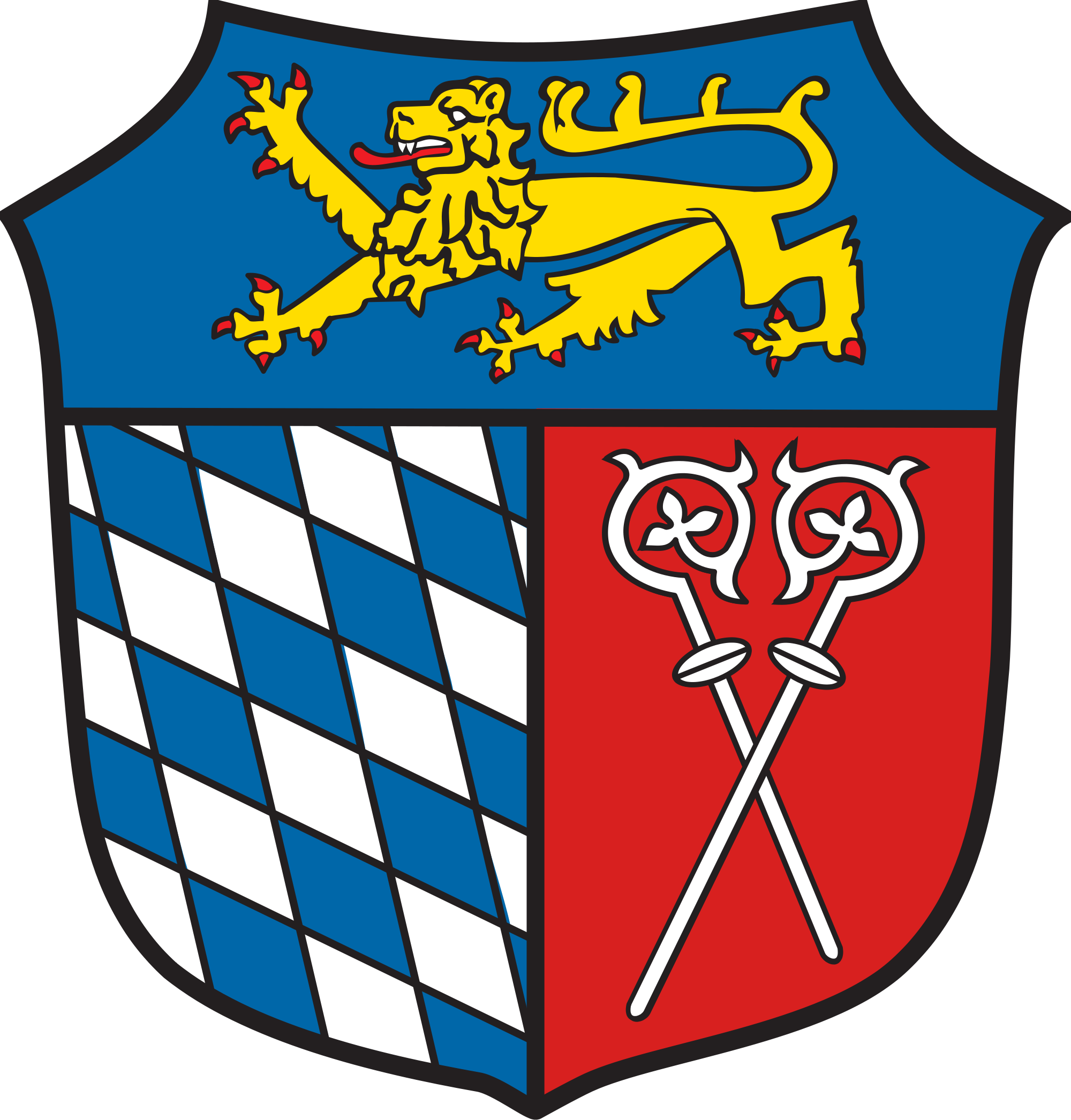 File:Wappen Landkreis Bad Toelz.