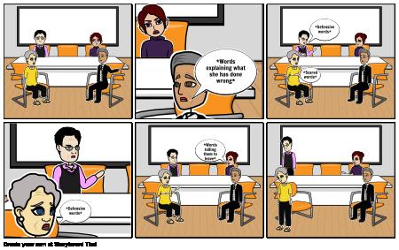 Bad Teacher Storyboard by holdenmastyla.