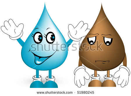 Gallery For > Unclean Water Clipart.