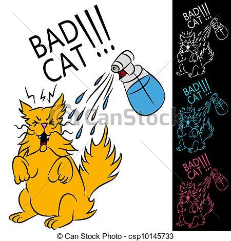 Vectors of Bad Cat.