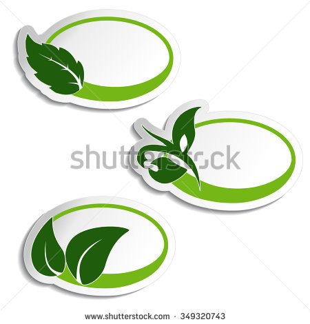 Oval Badge Stock Images, Royalty.