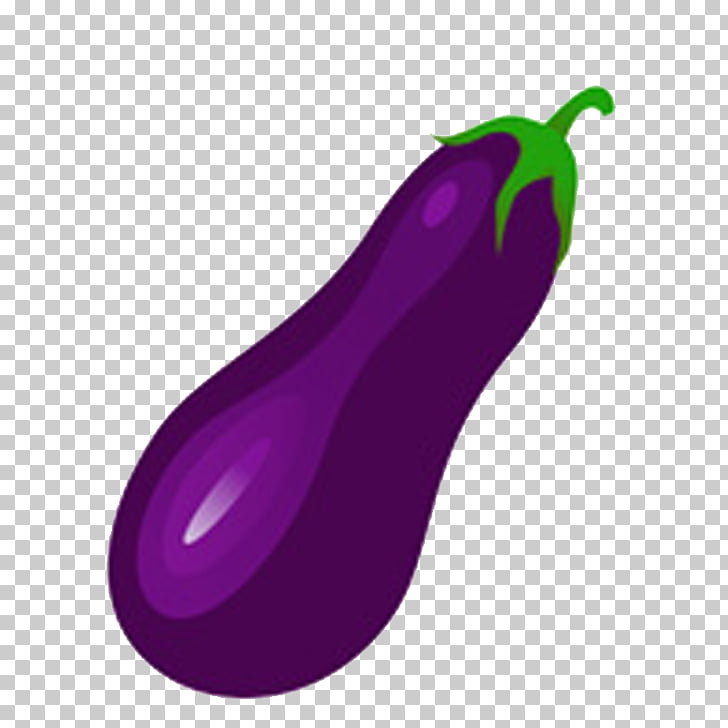 Watercolor painting Eggplant Purple Google s, eggplant PNG.