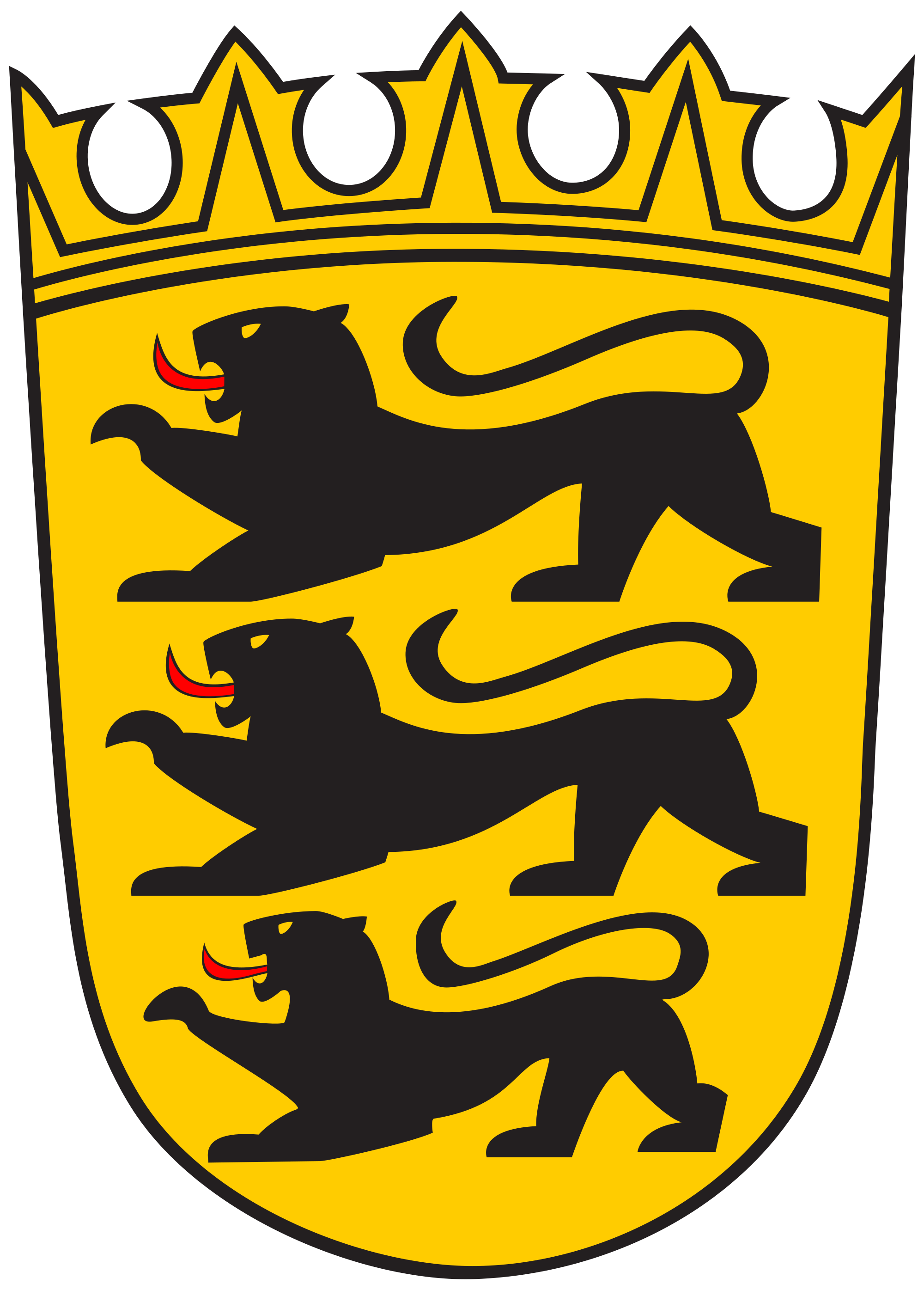 File:Coat of arms of Baden.