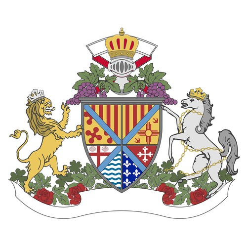 Create a Family Coat of Arms.