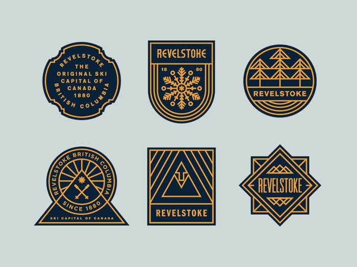Badge Logo Design Ideas To Use As Inspiration.