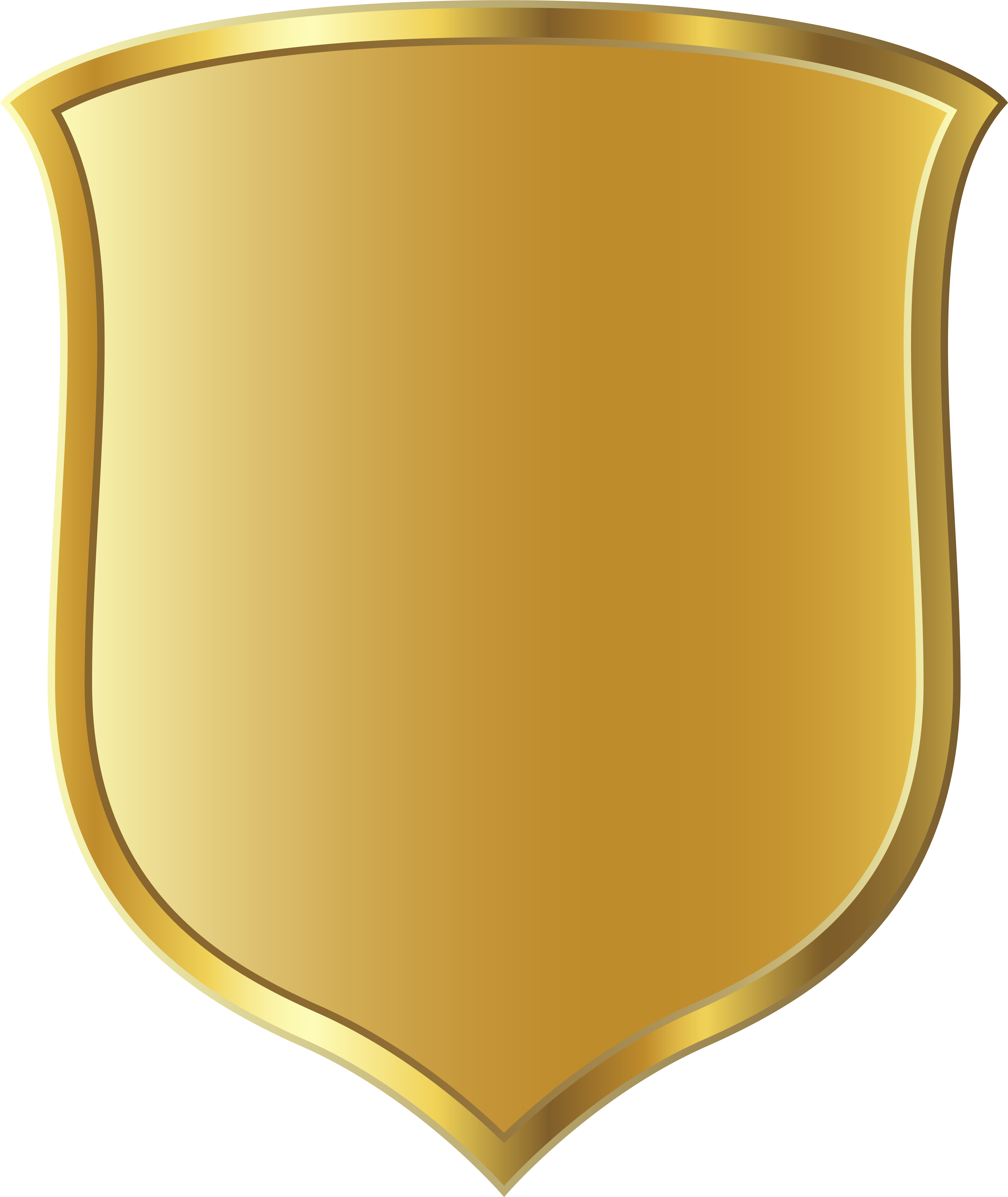 Download Golden Badge Template Png Picture.