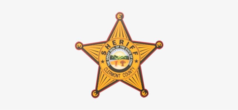 Sheriff Badge Banner.