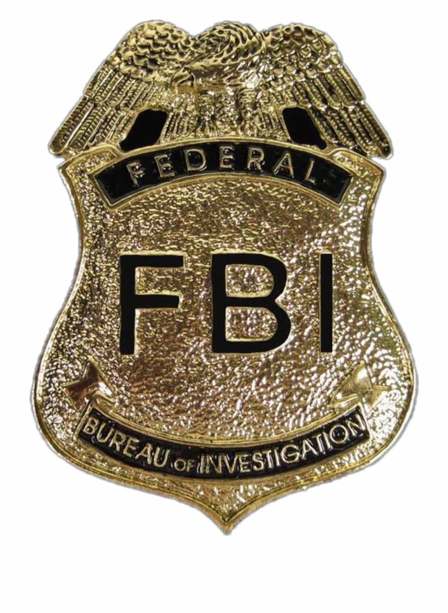 Fbi Badge Png Transparent Background.