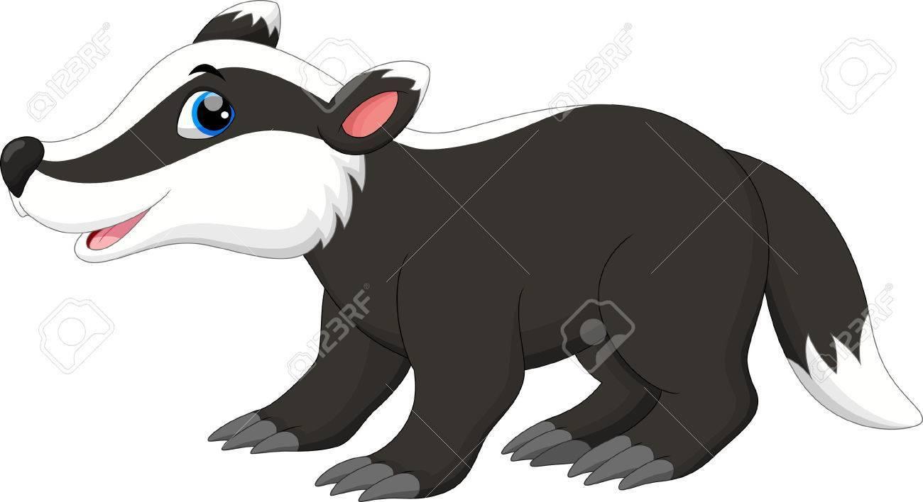 Clipart badger » Clipart Portal.