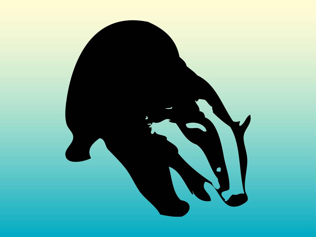 Badger Vector.