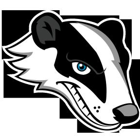 Badger Clip Art.