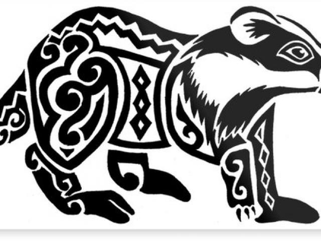 Free Badger Clipart, Download Free Clip Art on Owips.com.