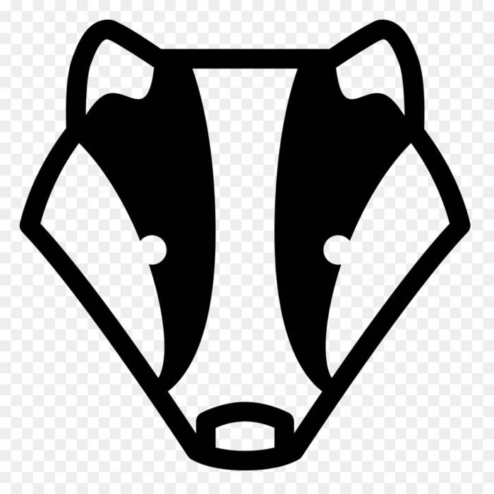 Honey Badger Computer Icons Symbol Clip Art Symbol Png Download.